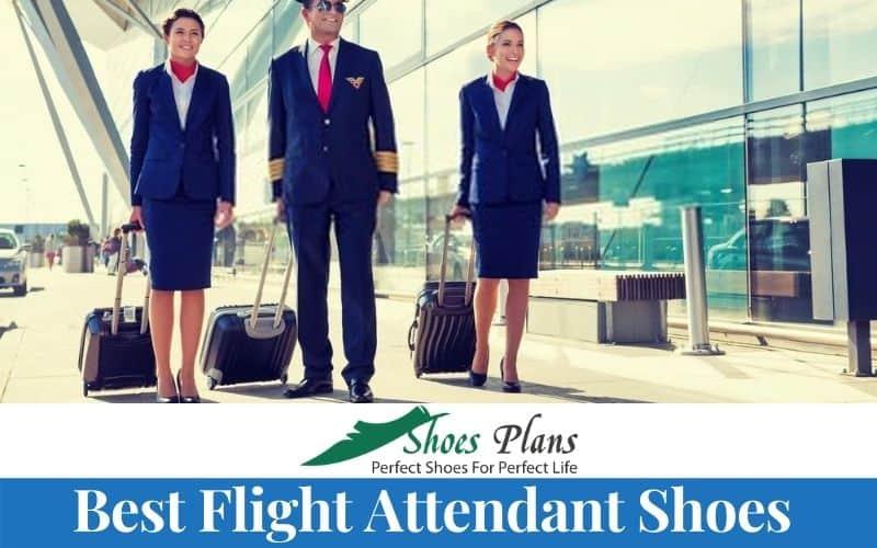 Best Flight Attendant Shoes