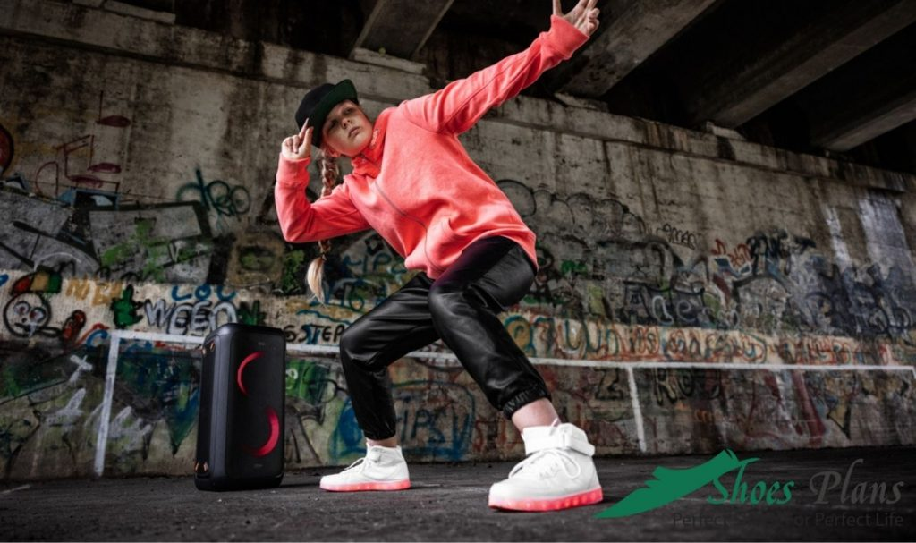 Best Shoes For Shuffling 1