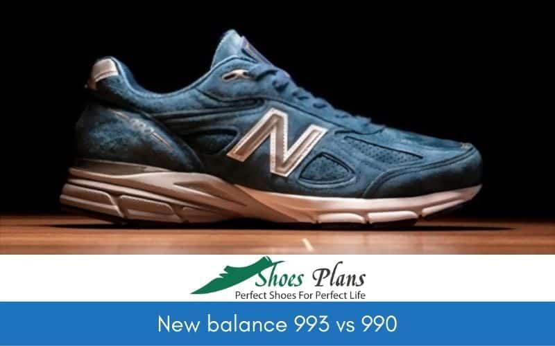 New balance 993 vs 990
